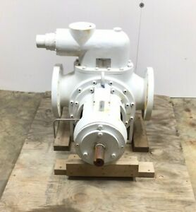 New Tuthill Gg550cf Global Gear Gg550cf Positive Displacement Pump