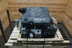 3 6l V6 Engine Transmission Fwd Buick Lacrosse Chevy Equinix Gmc Terrain 2011