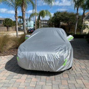 For Ford Mustang Gt 6 layer Full Car Cover Indoor Outdoor Waterproof All Weather