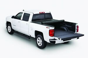 Tonneau Cover Roll Up Lr 1010 For Chevy Silverado 1500 8 Ft Bed 1999 2006