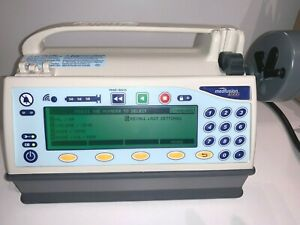 Medfusion 4000 Syringe Infusion Pump pole Clamp Not Included