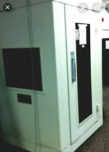 Acoustic Systems Sound Booth Re 141 Hearing Test Booth