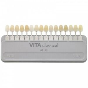 Dental Instrument New Vita Classical Dental Shade Guide Original International L