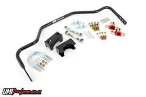 Umi Performance 78 88 Regal G body 1 Rear Sway Bar Chassis Mounted 3 Rear End