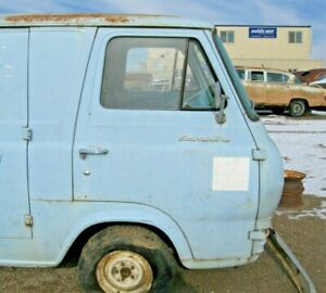 1961 1962 1963 1964 1965 1966 1967 Ford Econoline Van Right Front Door