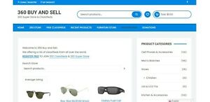 360buysale com Domain For A Store Or Classifieds For Domain Website