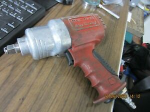 Mac Tools 1 2 Drive Quiet Composite Air Impact Wrench L Aw612q