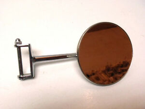 Ford Model A Outside Rear View Hinge Pin Mirror 1928 1929 Left Or Right