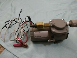 New Thomas 207cdc20 12 Piston Vacuum Pump 1 10hp 12v 100psi Air Ride Brakes