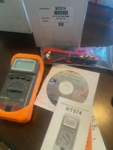 Snap on Tools Digital Multimeter Mt574