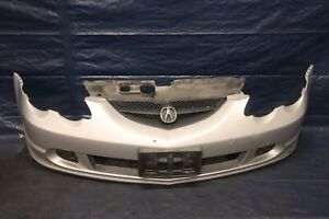 2002 04 Acura Rsx Type s K20a2 2 ol Oem Front Bumper Cover scratches 44772