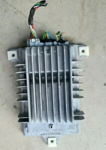 2008 2011 Cadillac Cts Bose Radio Audio Amplifier Amp Stereo Sound Oem