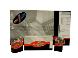 68 69 Fits Chevy 230 3 8l Ohv L6 Engine Remain Kit Rings Bearings Gasket Set