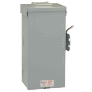100 Amp 240 volt Non fused Emergency Power Transfer Switch