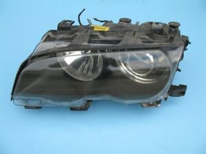 02 03 Bmw E46 325ci 330ci Left Driver Side Xenon Hid Headlight Light Lamp Used