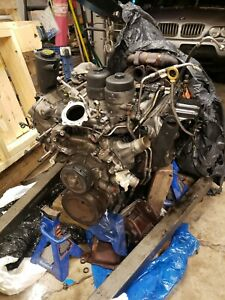 2008 Ford F250 F350 Superduty 6 4l Powerstroke Diesel Engine 08 09 10