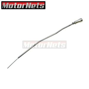 Billet Aluminum Handle Oldsmobile Chrome Engine Oil Dipstick 330 350 400 403 455