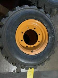 12x16 5 Galaxy Tire wheel Assy On Case 119243a1 Wheel For 580 Series Backhoes