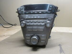 2007 2008 2009 Acura Mdx Mp3 6cd Changer Climate Navigation Head Unit 07 08 09