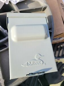 Midwest U035f2 30a 240v Ac Fusible Air Conditioner Disconnect Switch Box 1 Phase
