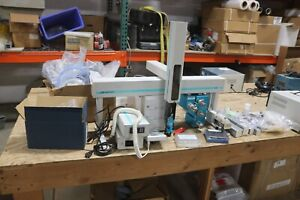 Ctc Analytics Autosampler Leap Technologies Loaded