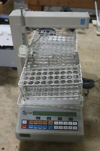 Teledyne Isco Foxy 200 Fraction Collector Working