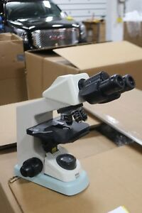 Nikon Eclipse E100 Microscope Excellent Loaded