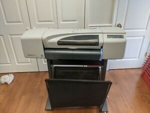 Hp Designjet 510 Printer With Stand