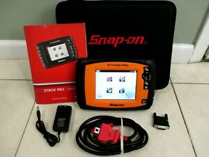 Snap On Ethos Pro Diagnostic Scanner Usa Asian Euro 2020 Full Function Like New