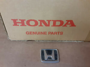 Honda Civic 88 91 Steering Wheel Center Badge Rt4wd Real Time Emblem 4wd Logo