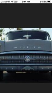 1950 S Buick Grill Trim