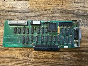 National Instruments Parallel Nubus Card Apple Macintosh Ii Nb gpib 180510 01 D2