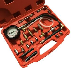 New Petrol Diesel Fuel Injection Pump Pressure Injector Tester 0 140 Psi