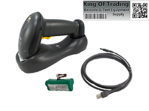 Pc America Pos Ds6878 Wireless Barcode Scanner W Cradle And Usb