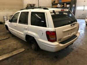 Driver Front Seat Bucket Lhd Leather 10 Way Fits 00 04 Grand Cherokee 87754