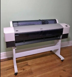 Epson Ultrachrome K3 Stylus Pro 9800 Large Format Printer great Condition