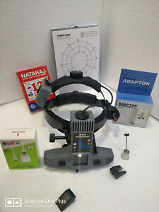 Brand New Wireless Indirect Ophthalmoscope With Accessories