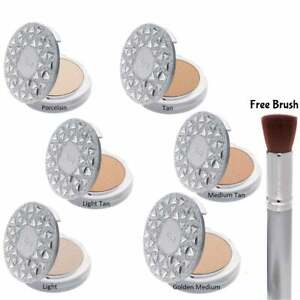 PUR 4 in 1 Pressed Mineral Powder Foundation with Brush $20.00