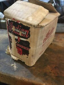Original Indian Automobile Shock Absorbers Barn Fresh Nos With Box And Paper
