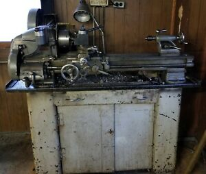South Bend Lathe Model A Cl770a For Metal Used Good Condition Pick up
