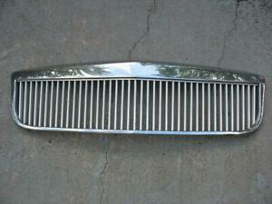 2000 2005 Cadillac Deville Dhs Dts E g Classic Chrome Grille
