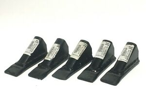 Set Of 5 Box Blade Shank Point Crimp Or Weld On For 3 4 Thick Shank 03 1003300