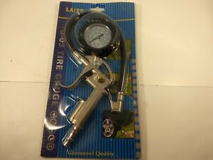 Laite Tire Inflator Gauge With Dial Tg 03