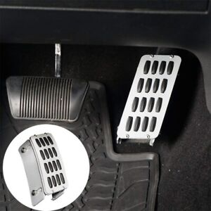 Easy Installation Gas Pedal Cover Heightening Pedal Fits 07 18 Jeep Wrangler Jk