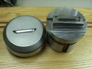 Finn Power Louver Tool Punch Die Cnc Turret Punch Mate Nova Tooling 04124850 Usa