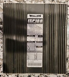 Whelen Isp188 Intelligent Strobe Power Supply Made In Usa