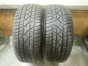 2 225 50 17 94w Continental Surecontact Rx Tires 8 32 No Repairs 4817