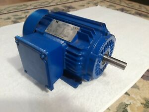 Electrimax 1 5hp 3 phase Induction Motor