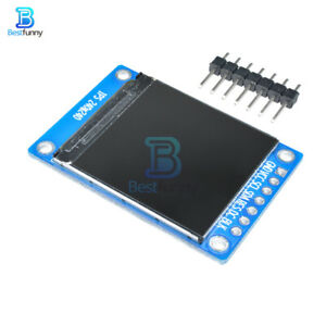 1 3 240x240 Ips Full Color Lcd Screen Display Module St7789 Spi For Arduino