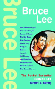 Bruce Lee Pocket Essentials UK IMPORT BOOK NEW C $6.61